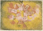 Rotating House Paul Klee