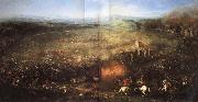 The Battle of Lutzen COURTOIS, Jacques