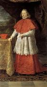 The Cardinal Infante Ferdinand of Austris CRAYER, Gaspard de