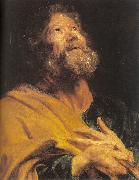 The Penitent Apostle Peter Dyck, Anthony van