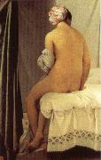 La Baigneuse de Valpincon Jean Auguste Dominique Ingres