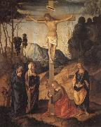 The Crucifixion Marco Palmezzano