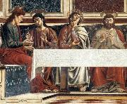 Last Supper (detail) Andrea del Castagno