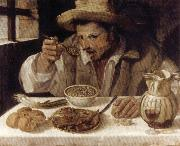 The Bean Eater Annibale Carracci