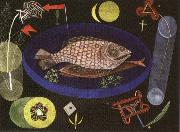 Around the Fish Paul Klee