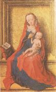 The Virgin Seated with the Child (mk05) Dirck Bouts