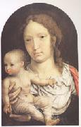 the Virgin and Child (mk05) Jan Gossaert Mabuse