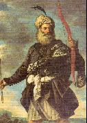 Barbary Pirate with a Bow MOLA, Pier Francesco