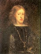 Portrait of Charles II Miranda, Juan Carreno de
