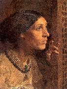 The Mother of Sisera Looked out a Window Moore, Albert Joseph