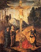 The Crucifixion Palmezzano, Marco