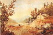 View Near Fishkill Wall, William Guy