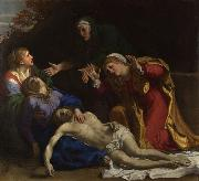 The Lamentation of Christ (mk08) Annibale Carracci