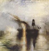 Peace-Burial at Sea (mk09) J.M.W. Turner