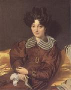 Madame Marrcotte de Sainte-Marie (mk05) Jean Auguste Dominique Ingres