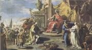 The Continence of Scipio (mk05) PITTONI, Giambattista