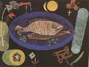 Around the Fish (mk09) Paul Klee