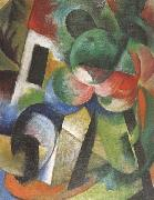 Small Composition ii (mk34) Franz Marc