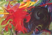 Fighting Forms (mk34) Franz Marc
