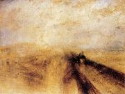 Rain,Steam and Speed-The Great Western Railway J.M.W. Turner