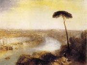 Rome from Mount Aventine J.M.W. Turner
