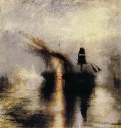 Peace Burial at Sea J.M.W. Turner