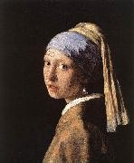 Girl with a Pearl Earring JanVermeer