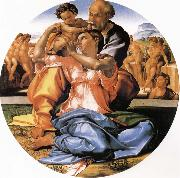 Holy Family Michelangelo Buonarroti
