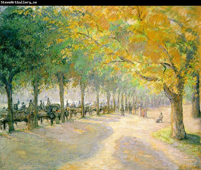 Camille Pissaro Hyde Park, London