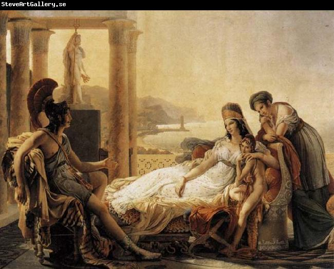 Baron Pierre Narcisse Guerin Dido and Aeneas