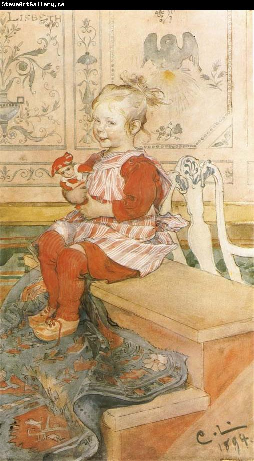 Carl Larsson Lisbeth