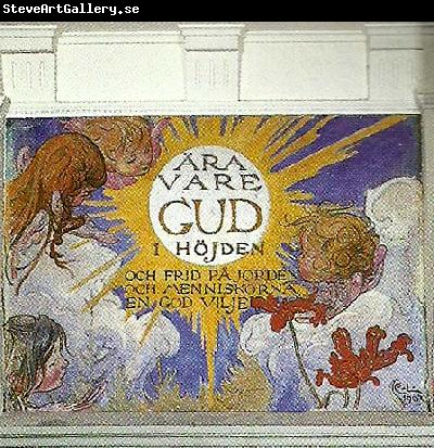 Carl Larsson are vare gud i hojden