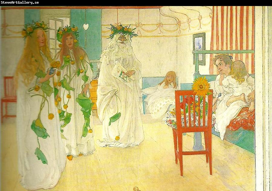Carl Larsson gratulation
