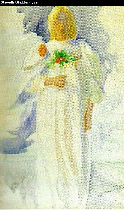 Carl Larsson bonens angel