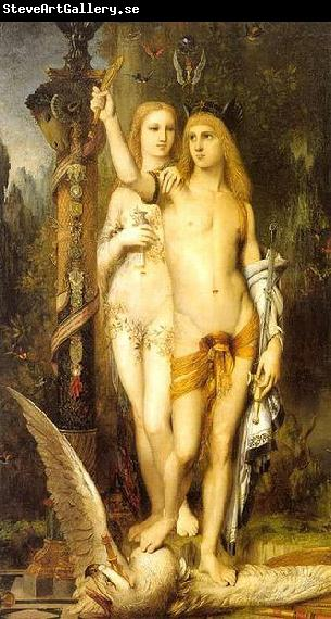 Gustave Moreau Jason and Medea